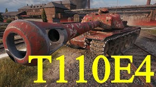 【WoT:T110E4】ゆっくり実況でおくる戦車戦Part411 byアラモンド