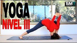 Yoga dinámico nivel III avanzado 55 min | Día 11 Cuerpo Perfecto en 4 semanas