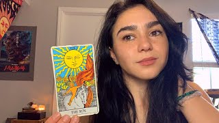 Mid-March Tarot Reading & Chat | What I've been up to & New Apartment!