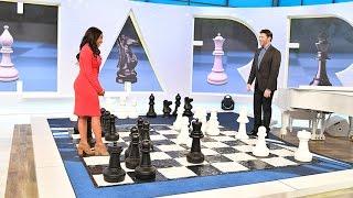 Leading Lady: Chess Master