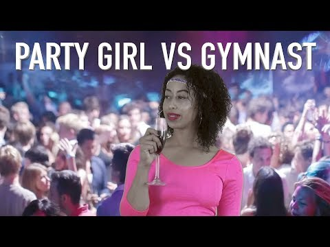 PARTIES vs GYMNASTS