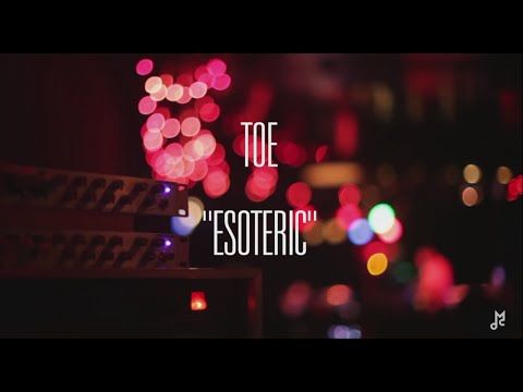 "toe - ""Esoteric"" (Chalk TV)"