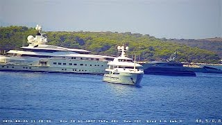 Video Archived recording from 26.Aug.2016. - Mega Yachts download MP3, 3GP, MP4, WEBM, AVI, FLV Desember 2017