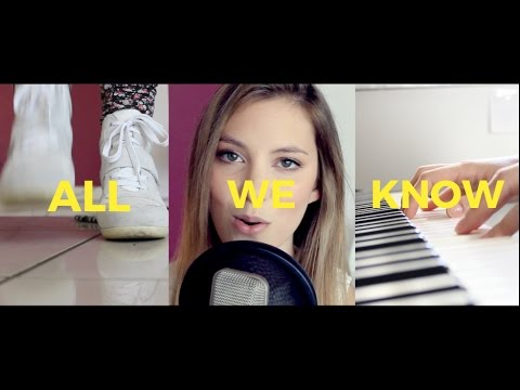 All We Know - The Chainsmokers | Romy Wave (cover)