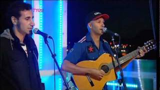 Watch Tom Morello Lazarus On Down video