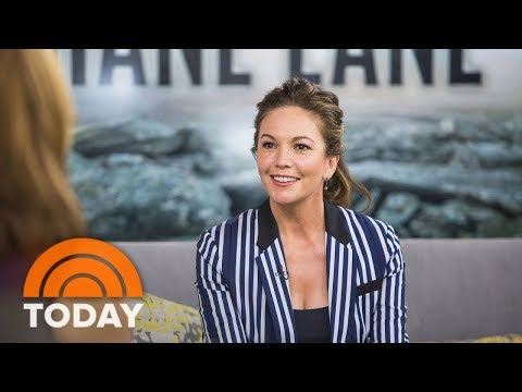 Diane Lane: I Just Saw 'Justice League' And I'm Really Impressed  TODAY