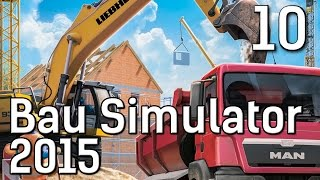 BauSimulator 2015 #10 Noch mehr Gartenarbeit Die Baufirmen Management Simulation