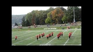 Marist College Dance Team Football Half Time Fall13