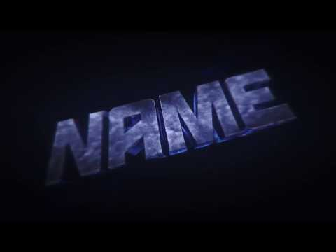 Free  Intro Template [C4D, AE]