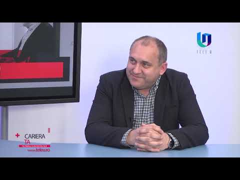 TeleU: Programul Tele Universitatea 08.04.2019