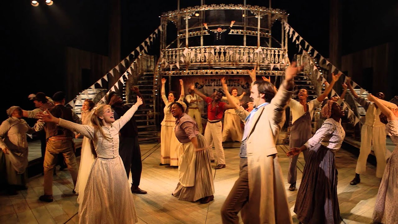 showboat musical boat broadway theatre london music trailer