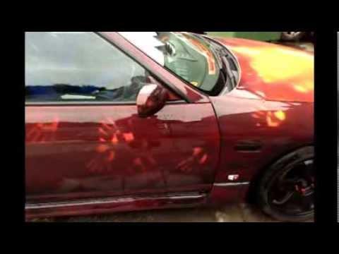 Heat sensitive R33 skyline ** Auto Kandy **