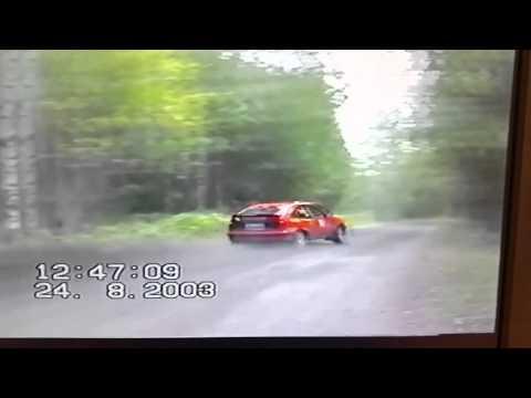 Johan Eriksson Opel Kadett GSI 16v