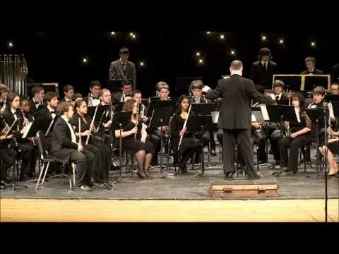 Songs of Old Kentucky performed by Honor Band