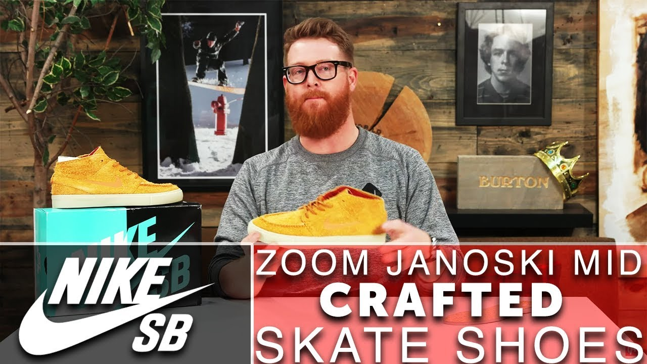 Nike SB Zoom Janoski Mid Crafted Skate