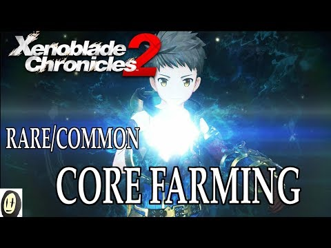 Xenoblade Chronicles 2 - How to farm Rare & Common Blade Cores