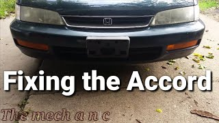 97 accord , restoring some life into it (part 1)