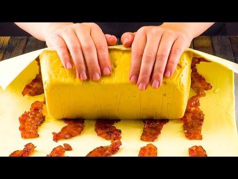 Pasta con queso a la Wellington: un placer que se derrite en tu boca