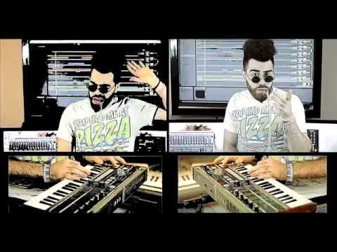 dr dre ft tupac - California love (Talkbox Cover) acapella