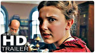 ENOLA HOLMES Teaser Trailer (2020)