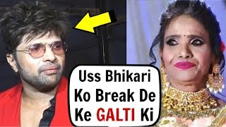 Himesh Reshamiya's Reaction on Ranu Mondal's Bekar ATTlTTUD€ With Fans