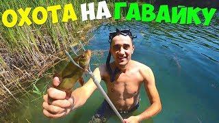 Подводная охота на гавайку! Ленок Готовлю шашлык из свиного языка.