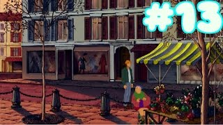 PSX Longplay #13: Broken Sword - The Shadow of The Templars