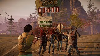 Review State Of Decay 2 - Gameplay /Freeplay mode /Game zombie [1080p HD PC 60FPS MAX Settings]