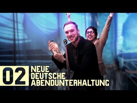Dr. Metin Tolan erklärt die Welt & die Leoniden LIVE | Neue Deutsche Abendunterhaltung #02