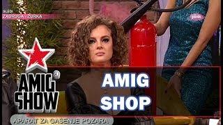 AmiG Shop - Slavica Ćukteraš (Ami G Show S12)