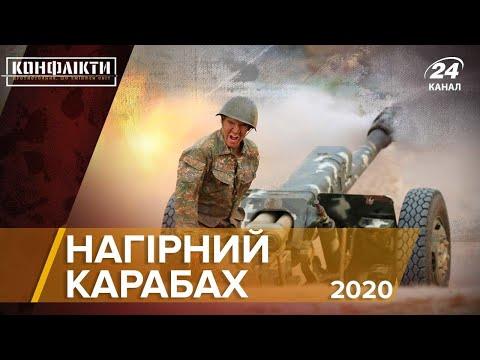 Війна за Нагірний Карабах, Конфлікти