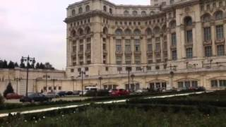 Romania. (Palace of Parliament, Bucharest)