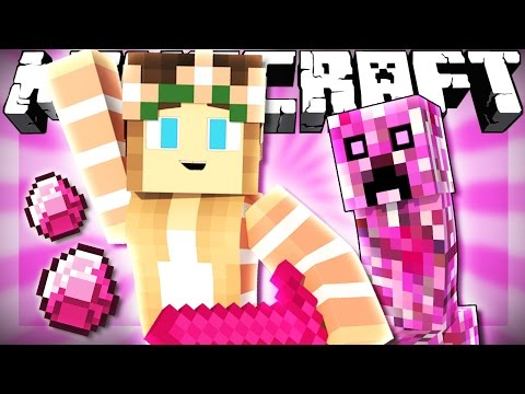 Thumbnail: If Girls Took Over Minecraft