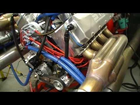 3100+ HP BBC twin turbo