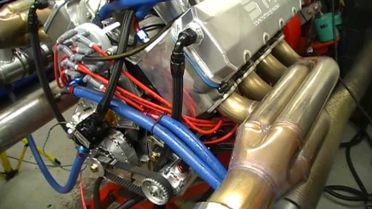 Dyno Video: Incredible 3,100 Horsepower Twin-Turbo Big Block Chevy