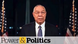 Former U.S. secretary of state Colin Powell dies of complications from COVID-19