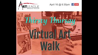 Virtual Art Walk: April 2020