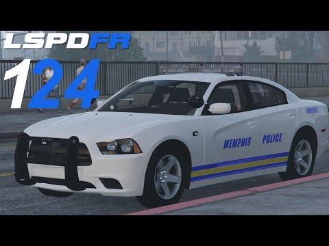 GTA 5 LSPDFR SP #124 Memphis Police