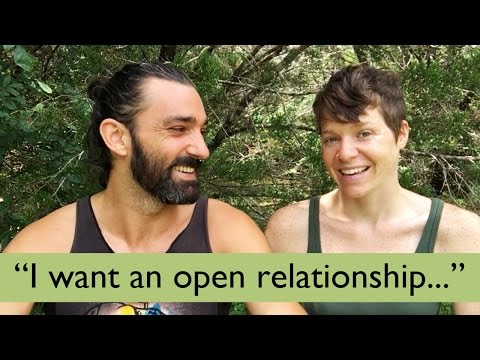 Hookup a woman in an open relationship