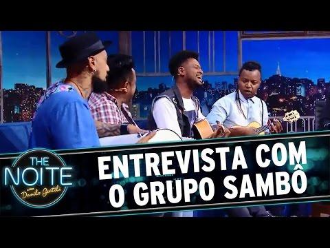 The Noite (02/05/16) - Entrevista com Sambô