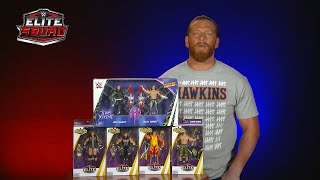 Curt Hawkins throws down facts about WrestleMania Elite Collection action figures
