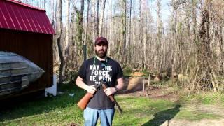 Easy Mods for the $99 dollar Walmart shotgun