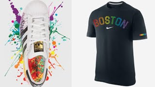 Celebrate LGBT pride month with rainbow inspired apparel