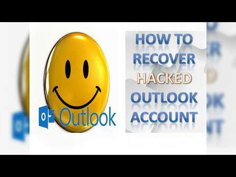 My  Outlook Account Hacked | How To Recover Outlook Account