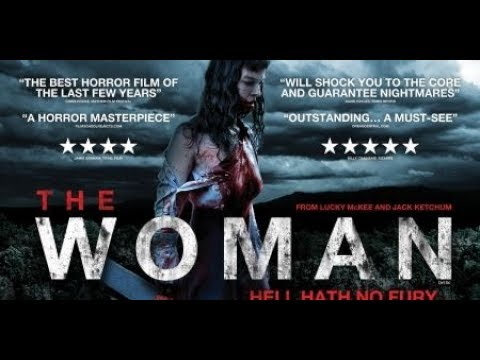 The Woman ( 2011 ) Starring Pollyanna McIntosh - MOVIE REVIEW