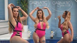 Imogen Ibiza Weekender Brazilian Bum Lift Carnatic Spa
