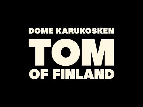 TOM OF FINLAND -  virallinen traileri (suomeksi)