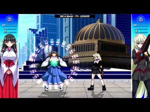 AH3LM - 220417 - DNK (Maori) vs Bowser (Weiss) First to 5