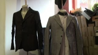 È tempo di Upcycling, vestiti di lusso dagli ex abiti da lavoro