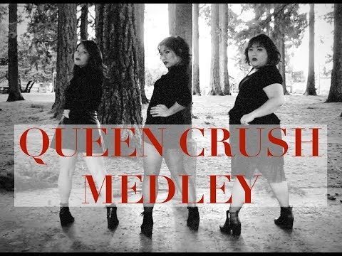 Manzano Sisters | QUEEN CRUSH MEDLEY | Dance Cover